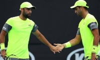 Juan Sebastián Cabal y Robert Farah, tenistas colombianos, finalistas del Abierto de Australia.