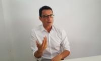 Carlos Caicedo, candidato a la Presidencia de la República.