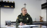 Director de Seguridad Ciudadana de la Policía, general Ómar Rubiano.