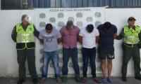 Banda desarticulada por la Policía.