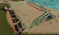 Render del proyecto que se ejecutará en el municipio de Ciénaga.