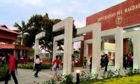 Fachada Universidad del Magdalena.