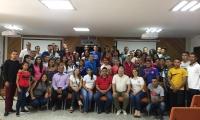 Los aprendices seleccionados iniciaron su formación el pasado 12 de octubre.