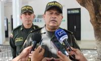 El general Jorge Hernando Nieto, director de la Policía Nacional.