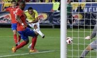 Colombia ganó 3-1 a Costa Rica en el Red Bull Arena de New Jersey.