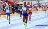 Valeria Cabezas le dio este martes la cuarta medalla de oro a la delegación colombiana en los Juegos Olímpicos de la Juventud.