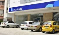 Sede de Medimás en Barranquilla.