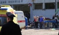 Explosión en colegio de Rusia.