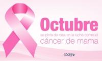 Este viernes se conmemora el día de la lucha en contra del cáncer de mama.