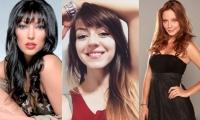 Natalia Durán, Luna Baxter y Ana Katalina Torres