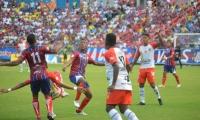 El Unión Magdalena mostró su categoría le ganó 3-0 al Pereira.