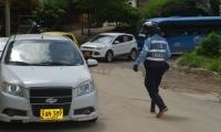 En Taganga se normalizó el paso de vehículos luego de la intervención de la Essmar.
