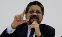 Iván Márquez.