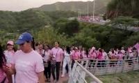 La movilización saldrá de la sede de Mutual Ser y terminará en el estadio Eduardo Santos.