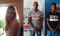 La mujer cubana habría sido agredida sexualmente por los colombianos, antes de ser asesinada-