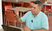 Manuel Navarro Rada, exsecretario de Salud del Magdalena.