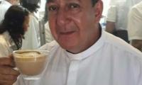 Ismael Torres Delgado, sacerdote de Minca.