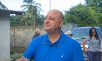 El gobernador de San Andrés, Ronald Housni Jaller.