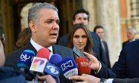 El presidente Iván Duque dará declaraciones al terminar el consejo de seguridad.