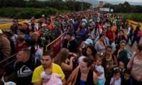 Entre enero y septiembre de 2018, más de un millón 32 mil venezolanos ingresaron a Colombia.