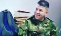 Brigadier General Jairo Leguizamón.