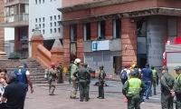 La Policía descartó que se haya tratado de un atentado terrorista.