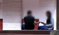 La captura se registró cuando el muchacho recibía 150.000 pesos producto de la extorsión.