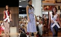 Algunas imágenes de la representante de los magdalenenses durante el Reinado Nacional de la Belleza.