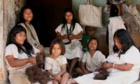 Familia Arhuaca