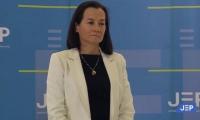 La excongresista Clara Rojas.