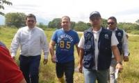 El Ejército de Liberación Nacional (ELN) liberó este martes a José Leonardo Ataya.