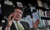 El fiscal general Néstor Humberto Martínez