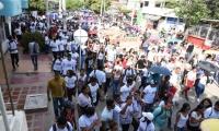 Los estudiantes de Unimagdalena saldrán nuevamente a marchar.