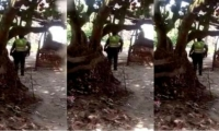Captura Video, operativo de la policía