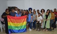 La iniciativa está dirigida a la población en discapacidad, mujer y Lgbti.