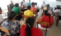 En la asamblea se trataron diferentes problemáticas que aquejan a la población.
