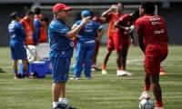 'Bolillo' Gómez, estratega de la Selección de Ecuador.