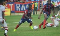 El atacante no renovó con el Unión y podría jugar el próximo año con la 'Mechita'.