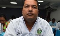 José Díaz Marchena, alcalde de Salamina.
