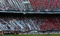 Imagen de la cancha de River Plate.
