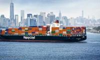 •La naviera alemana Hapag Lloyd es la quinta más grande del mundo.