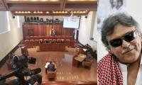 El Consejo de Estado suspendió el desarrollo de la diligencia sobre investidura de Jesús Santrich hasta el 21 de enero del 2019.