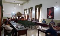 El proyecto fue aprobado en plenaria por 11 diputados.