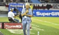 Julio Comesaña, técnico de Junior