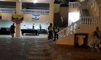 El hostal Benjamin en Taganga fue sellado en mayo pasado por las autoridades.