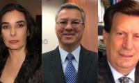 La terna está integrada por Clara González, Leonardo Espinosa y Gilberto Orozco.