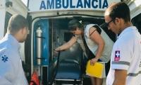 Las medidas se adoptaron  luego de realizar visitas de inspección a prestadores de servicios de salud con transporte asistencial