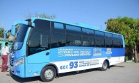 Así serán los nuevos buses para Santa Marta.