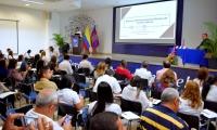 Los temas expuestos incluyeron dos experiencias positivas y una presentación de interés general.