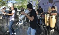 Presentacion grupo vallenato de la efac